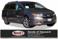 Used 2016 Honda Odyssey Touring with DVD Rear Entertainment System and Navigation
