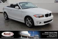 Certified Used 2013 BMW 128i Convertible in Atlanta, GA