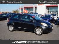 2007 Toyota Yaris Base Hatchback