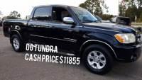 2006 Toyota Tundra SR5 4dr Double Cab SB (4.7L V8)