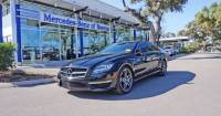 Certified Pre-Owned 2013 Mercedes-Benz CLS 63 AMG® Rear Wheel Drive Coupe