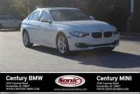 Certified Used 2015 BMW 3 Series Sedan in Greenville, SC
