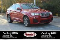 Certified Used 2015 BMW X4 SUV in Greenville, SC