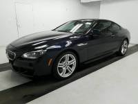 2015 BMW 6 Series 640i 2dr Coupe