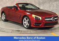 2014 Mercedes-Benz SL-Class 2dr Roadster SL 550 Roadster in Boston