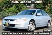 2005 Honda Accord Hybrid 4dr Sedan w/Navi