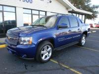 2013 Chevrolet Black Diamond Avalanche 4x2 LT 4dr Crew Cab Pickup