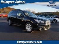 Certified 2015 Subaru Outback 2.5i Premium in North Franklin CT
