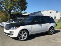 Used 2017 Land Rover Range Rover Svautobiography LWB SUV