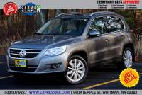 2011 Volkswagen Tiguan SE 4Motion 4dr SUV w/ Sunroof and Navigation