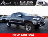 Used 2017 Toyota Tacoma Limited V6 Double Cab 4x4 w/Entune JBL Premium Nav Truck in Plover, WI