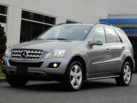 Used 2011 Mercedes-Benz M-Class ML 350 w/ Navigation SUV in Westborough, MA