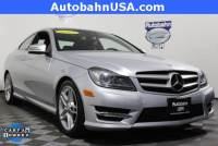 2013 Mercedes-Benz C-Class C350 Coupe in the Boston Area