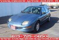 1998 Pontiac Sunfire SE 4dr Sedan