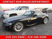 Used 2005 BMW Z4 2.5i Roadster for Sale in Waterloo IA