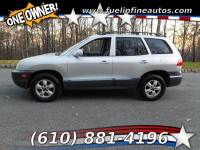 2005 Hyundai Santa Fe GLS 3.5L 5-Speed Automatic