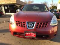 2009 Nissan Rogue S Crossover 4dr