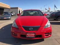 2008 Toyota Camry Solara SE 2dr Coupe 5A