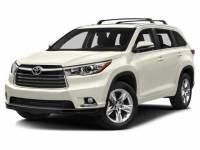 Used 2016 Toyota Highlander XLE Sport Utility All-wheel Drive in Auburn near Worcester, Westborough & Southbridge, MA