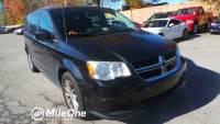 2013 Dodge Grand Caravan SXT Minivan/Van 6-Cylinder SMPI Flex Fuel DOHC