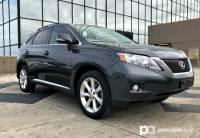 Used 2011 LEXUS RX 350 Sunroof, Navigation, Power Seats, Heated and Cooli SUV For Sale San Antonio, TX