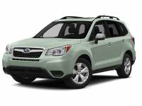 Certified Used 2015 Subaru Forester 2.5i Premium in Harrisburg