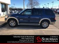 Used 2007 Ford Explorer Eddie Bauer SUV V-8 cyl in Waterford, MI