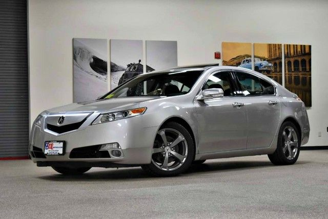 Photo 2010 Acura TL Technology Package AWD