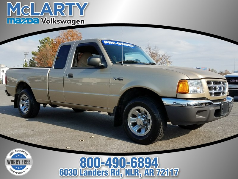 Photo Pre-Owned 2001 FORD RANGER EDGE Rear Wheel Drive Supercab 6 Styleside