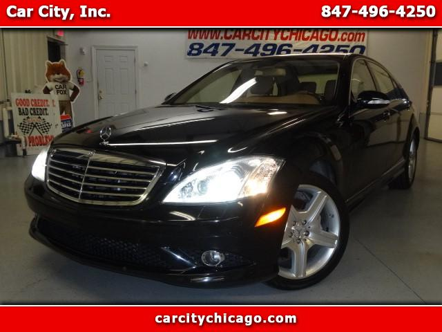 Photo 2009 Mercedes-Benz S-Class S550 4 MATIC 1OWNER LIKE NEW CONDITION