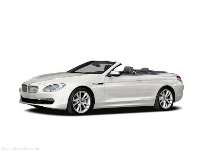 Photo 2012 BMW 6 Series Sport Convertible for sale in Jacksonville, FL