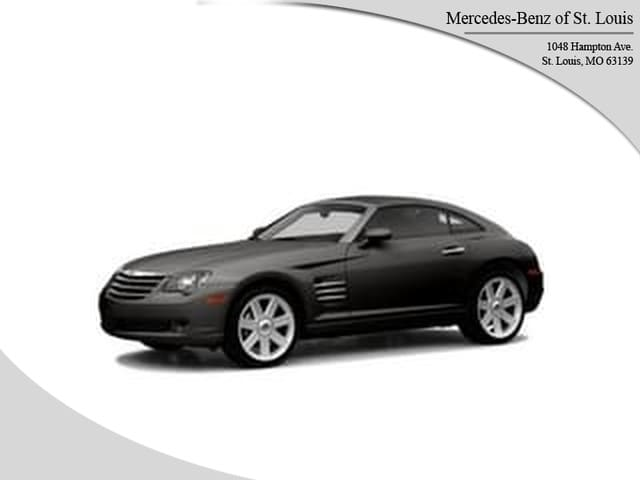 Photo Pre-Owned 2004 Chrysler Crossfire Base Coupe For Sale St. Louis, MO