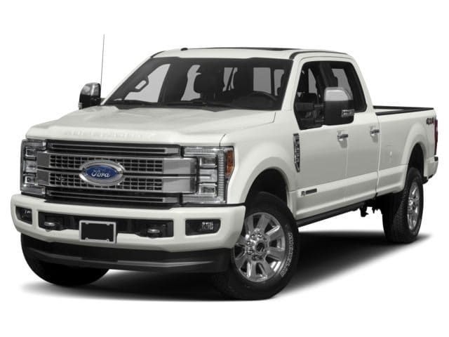 Photo 2017 Ford Superduty F-250 Platinum Truck Crew Cab 4 Valve Power Stroke Diesel V8 B20 Engine