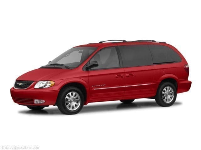 Photo 2003 Chrysler Town  Country Limited Limited AWD l Antioch by Chicago Crystal Lake IL