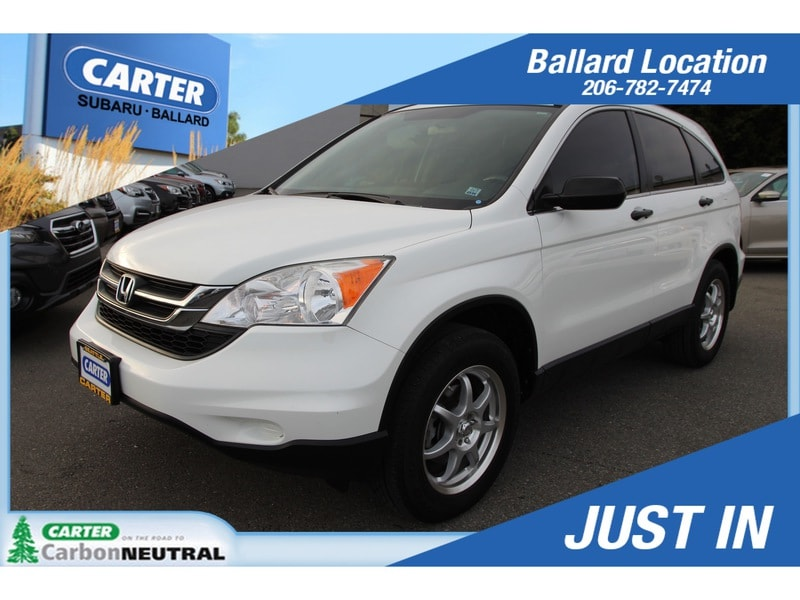 Photo Used 2011 Honda CR-V LX 4WD for Sale in Seattle, WA