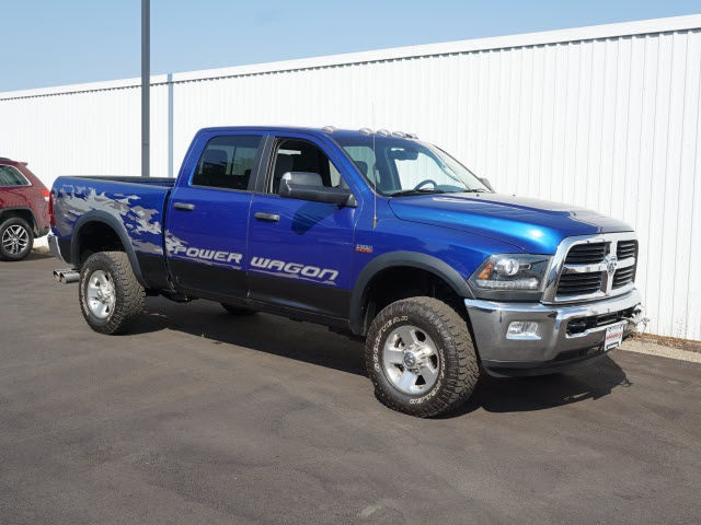 Photo CERTIFIED PRE-OWNED 2015 RAM 2500 POWER WAGON 4WD