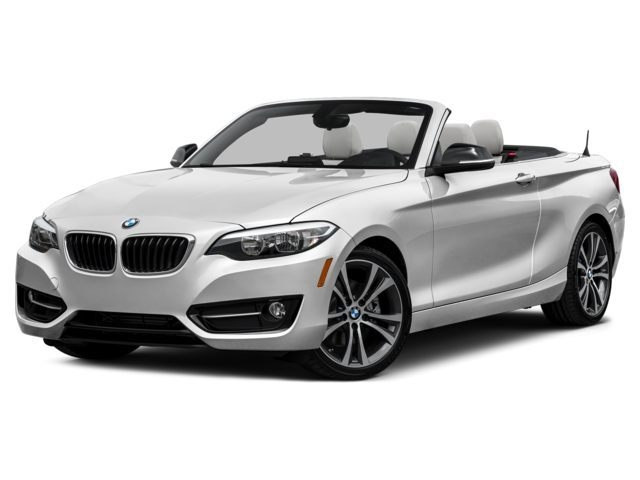 Photo 2016 Certified Used BMW 228i Convertible xDrive Midnight Blue For Sale Manchester NH  Nashua  StockB18079A
