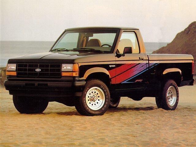 Photo 1993 Ford Ranger Truck Regular Cab