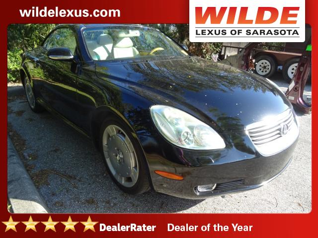 Photo Pre-Owned 2004 Lexus SC 430 2dr Convertible RWD Convertible