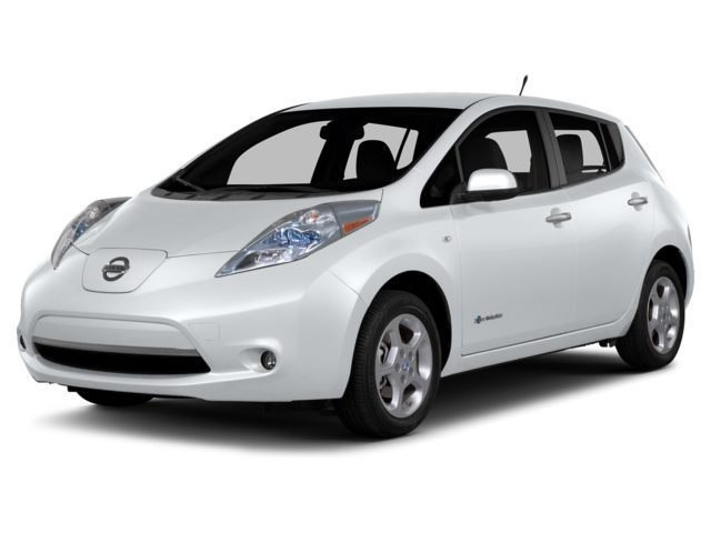Photo Used 2015 Nissan LEAF SL For Sale in Colma CA  Stock PFC313982  San Francisco Bay Area