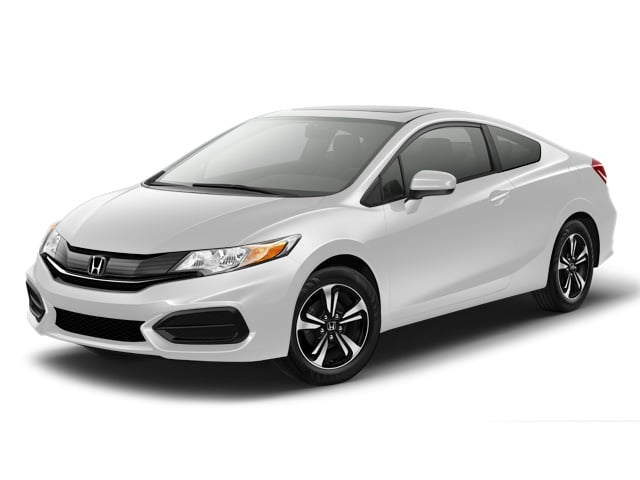 Photo Used 2014 Honda Civic Coupe EX CVT EX For Sale in New London  Near Norwich, CT