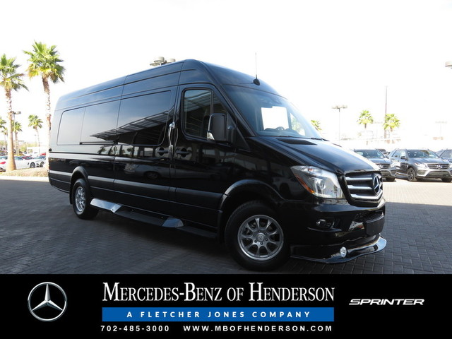New sprinters for sale for Mercedes benz of henderson nv
