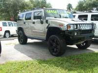 2003 HUMMER H2 Lux Series 4WD 4dr SUV