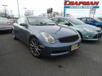 2005 INFINITI G35 Base w/6-Speed Manual Coupe V-6 cyl