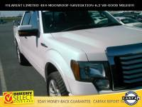 2011 Ford F-150 !!!Limited Lariat 4X4-Roof-NAV-6.2 V8! Truck SuperCrew Cab V-8 cyl