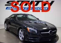 2013 Mercedes-Benz SL-Class SL 550 12K OPTIONS, DRIVER ASSISTANCE PKG, SPORT WHEEL PKG, PANO