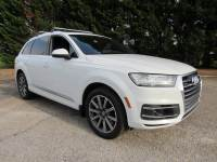 Pre-Owned 2017 Audi Q7 3.0T SUV in Greenville SC