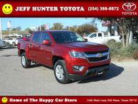 Used 2015 Chevrolet Colorado For Sale in Waco TX Serving Temple | VIN: 1GCGSBE37F1218334