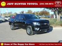 Used 2016 Chevrolet Colorado For Sale in Waco TX Serving Temple | VIN: 1GCGTDE37G1212205