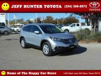 Used 2012 Honda CR-V For Sale in Waco TX Serving Temple   VIN: 5J6RM3H78CL004213
